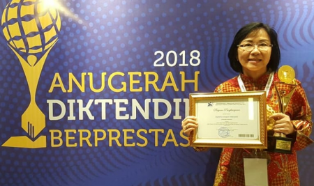 HSP MPBS Wins First Place in National Outstanding Lecturer 2018