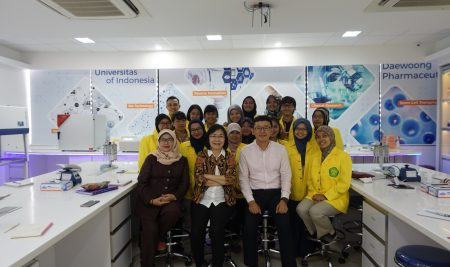 MPBS Students Visit to DAEWOONG-UI Biotechnology Research Center