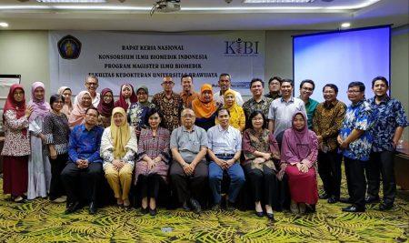 Workshop and Seminar Consortium Biomedical Science Indonesia 2018
