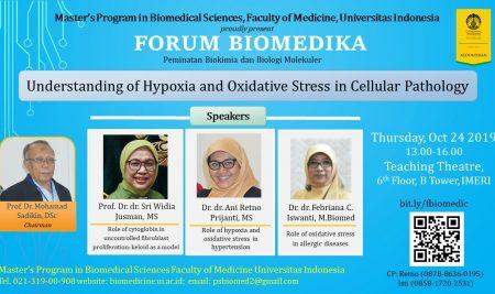 Forum Biomedika Biochemistry Concentration