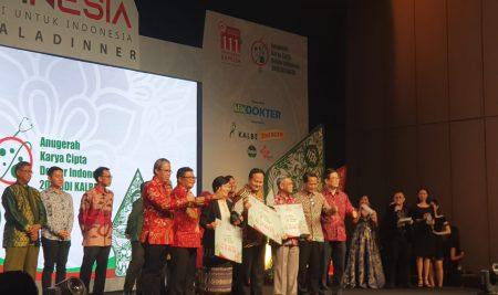 Anugerah Karya Cipta Dokter Indonesia (AKCDI-IDI KALBE)