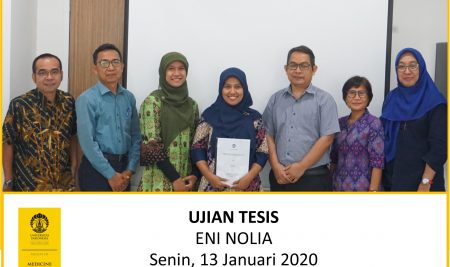 Thesis Examination Eni Nolia (Microbiology)
